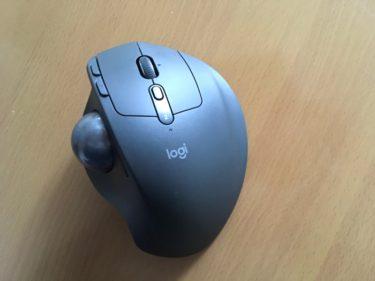 10,000円越えのハイエンドボールマウス『Logicool MX ERGO』の使用レビュー