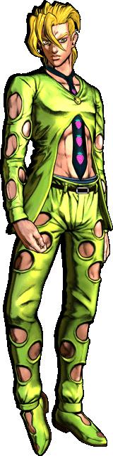 ジョジョのファッションセンスがやばいキャラワースト5