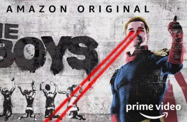 Amazonの大ヒットドラマ『ザ・ボーイズ』が過激に面白すぎた件