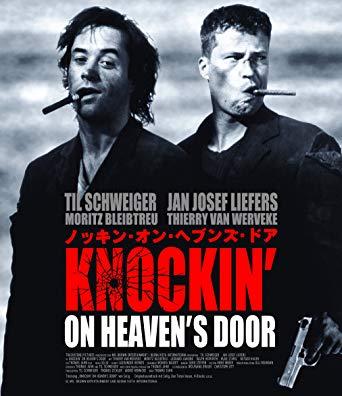 ノッキン・オン・ヘブンズ・ドアのポスター画像